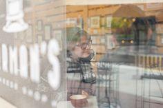 John and Bethany | A Coffee Anniversary Session | Charlotte Photographer | Samantha Laffoon Photography