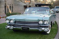 1959 Cadillac Eldorado Biarritz. 390ci (6.4L) V8 engine