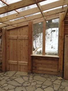 How to build earth-shelteted greenhouse #greenhousefarming