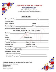11a6107986d59776e1819f318e2969c3 Talent Show Application Form Template on mortgage loan, simple account, gym membership, church membership, blank employment, free employee, internal job, blank membership, new vendor,