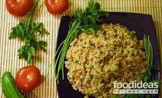 Коричневый рис - рецепт приготовления с фото | FOODideas.info