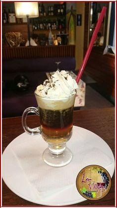 Me pones un café irlandés?  Of course!   Reservas: reservas.lesvinyesrestaurant.com