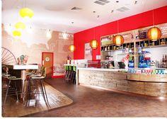 interior design cafe sederhana minimalis 015