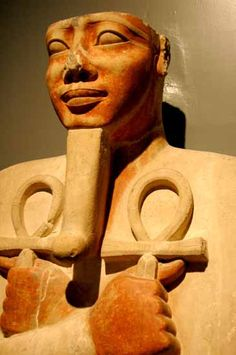 "Senusret I was the second king of the 12th Dynasty and ascended to the throne after the murder of his father, Amenemhet I. Senusret I was this king's birth name, and means ""Man of goddess Wosret"". He probably ruled Egypt for a period of about 34..."
