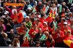 Copa Davis. Cuartos de Final 2012. España vs. Austria