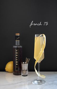a roundup of classic cocktail recipes and glassware on coco+kelley | the french 75