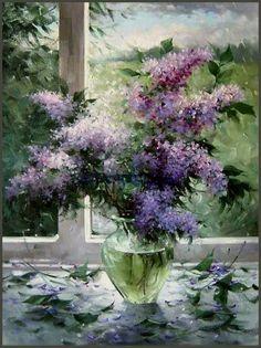 Босиком за счастьем. Летние цветы художников. Обсуждение на LiveInternet…