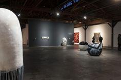JUNE KANEKO: Black & White | Bentley Gallery | Phoenix, 215 E Grant Street | Jan. 6th – Feb. 28th | Artsy Japanese Ceramics, Ceramic Artists, Artsy, Black And White, Gallery, Phoenix, June, Articles, Pottery