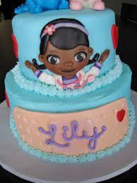Image result for doc mcstuffins cake
