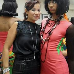 Gemstones necklaces #fashionweek #www.samanthacham.com
