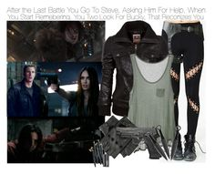 """After the Last Battle You Go To Steve, Asking Him For Help, When You Start Remebering, You Two Look For Bucky, That Reconizes You"" by fandomimagineshere ❤ liked on Polyvore featuring Jagger, Fine Collection, NARS Cosmetics and Bobbi Brown Cosmetics"