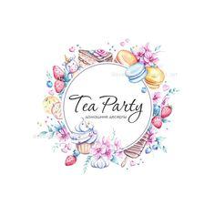 Логотип 🎨 Иллюстрация в Instagram: «Листайте! Какой шрифт вам больше по душе? 1 или 2? Голосуем👍🏻👎🏻 Очень хочется услышать мнение со стороны, мне уже шрифты замылили все…» Cake Logo, Logo Design, Graphic Design, Ice Cream Party, Tea Party, Party Themes, Birthday Cards, Clip Art, Logos