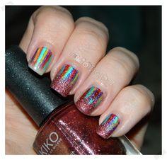 Reto Summer Nails - EFECTO ARENA