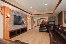Best Basement Design Ideas For Long Narrow Living Rooms Design 400 x 300