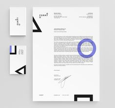 Formt Identity by Joost Huver