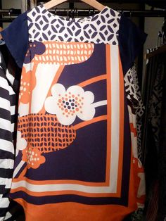 Great mix of geometrics and florals at Next for summer 2013 kids fashion