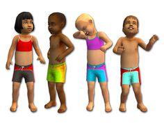 Wet 'n' Wild Swimwear for Toddlers
