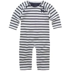 $16 Hatley Blue Labs Coveralls - Heavy Cotton Knit size 6-12mos; retail $35  www.sierratradingpost.com