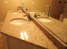 Silestone Countertop Edge Options : ... Edge Profile on Pinterest Granite edges, Silestone countertops and