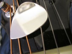 Sterling Silver Guitar Pick by SilverthinkJewelry on Etsy, $19.99