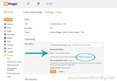 how to add a custom domain to blogger 2