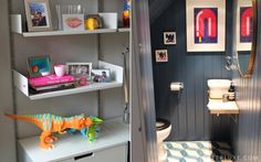 Amelia and Antony Joseph's Victorian conversion in South London is every bit as functional and colourful as Joseph Joseph's rainbow-hued kitchenware. We visited Amelia to wonder at their eclectic luxe home…