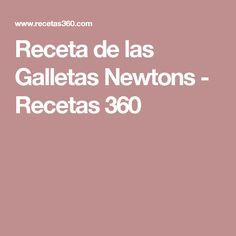 Receta de las Galletas Newtons - Recetas 360