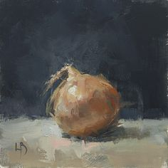 Untitled Onion – Ollie Le Brocq