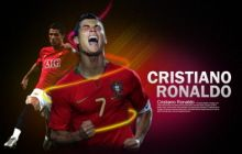 Cristianoa Ronaldo splash