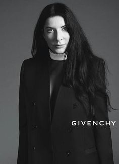 Marina Abramovic for Givenchy S/S 2013 ph by Mert Alas and Marcus Piggot  im going to pass the fuck out    Nice.
