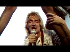 """Watch the amazing official video for Rod Stewart's """"Hot Legs"""" from the 1977 album 'Foot Loose & Fancy Free'    Share this video on Facebook:  https://www.facebook.com/sharer/sharer.php?u=http://youtu.be/AHcjjxYbgNM    http://www.rodstewart.com/  http://facebook.com/rodstewart  http://twitter.com/rodstewart"""