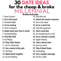You ever want you could return in time and simply recreate all of the feelings you had for one another on the first date? Well, I have actually got a few ideas that might help you grab a hold of that old feeling. Date Ideas For Boyfriend, Date Ideas For New Couples, Boyfriend Gifts, Date Ideas For Teens, Ideas For First Dates, Date Ideas Jar, Second Date Ideas, Things To Do With Your Boyfriend, Boyfriend Bucket Lists