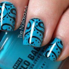 Dibujos para uñas que harán de cada diseño uno diferente - Draw nails