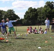 Olympic themed sports days for hire. Our olympic themed sports days can be hired worldwide.