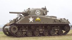M4 Sherman - United States This is what I need when I am stuck behind some idiot who sits there when the light turns green...