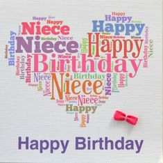 Happy Birthday Niece Quotes and Wishes - Happy Birthday Happy Birthday Niece Wishes, Funny Happy Birthday Meme, Happy Birthday Messages, Happy Birthday Quotes, Happy Birthday Images, Happy Birthday Greetings, Happy Quotes, Birthday Memes, Birthday Outfits