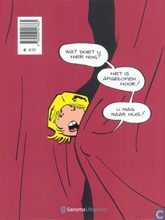 Strips - Jan, Jans en de kinderen - Jan, Jans en de kinderen 36 (achterzijde)