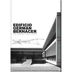Edificio Germán Bernácer. Del dibujo y de la obra