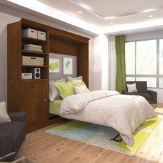 Versatile Full/Double Murphy Bed