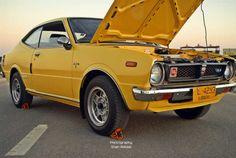 Toyota Corolla - 1977 Mini Muscle