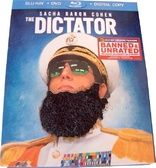The Dictator Blu-ray is in the weekend plans!