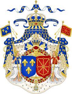 Regno di Francia - Stemma