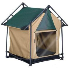 Dawg-E-Tent. Camping solution or silliness?
