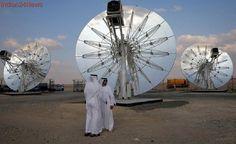 Dubai Sees First Solar Powered Gas Station of UAE