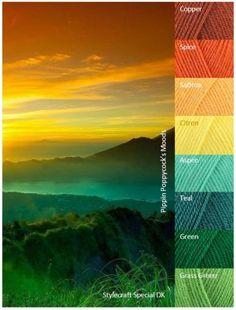 Never tell me a secret! I can't even keep my own 😂 Sneak Peek of my new CAL… – Color Inspi… Never tell me a secret! I can't even keep my own 😂 Sneak Peek of my new CAL… – Color Inspiration – Yarn Color Combinations, Color Schemes Colour Palettes, Colour Pallette, Orange Color Schemes, Paint Color Schemes, Color Harmony, Color Balance, Pantone, Palette Design
