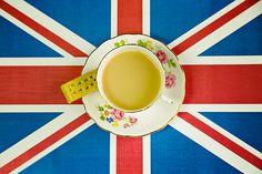 Teatime: Als Britin in Deutschland - Have a cup of tea - shortbread