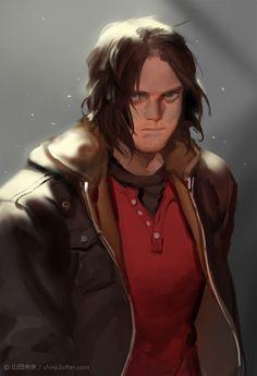 啊为什么我会画画了-山田来来