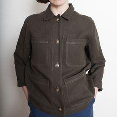 Pattern Paola — Paola Workwear Jacket Pattern