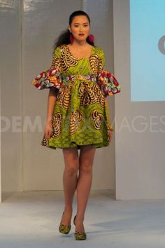 african fashion week | Catwalks continue at African Fashion week 2012 during the second day ...