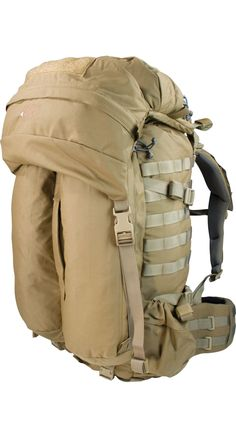 NICE Wolf Alpha Pack | Mystery Ranch Backpacks - got one of these issued before my first trip to AFG.  These things are very comfortable and can haul some weight in them.